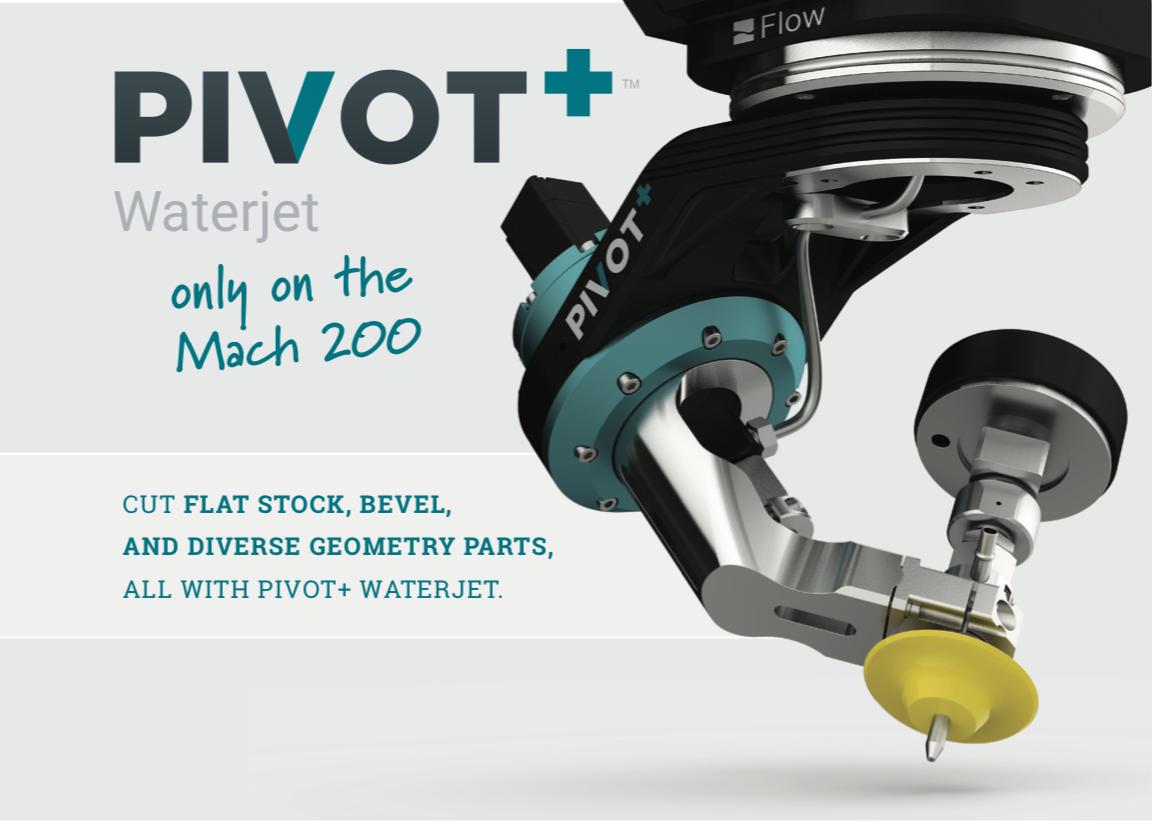 Waterjet 5-axis Pivot